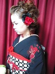 大津市 美容室 美容院 マシュマロ/着付もできます!